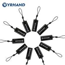 10 adet YRHAND RFID M1 13.56Mhz küçük kartları akıllı kapı kilitleri