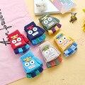 Bonito Dos Desenhos Animados Engrossar Lã Quente Luvas Luvas Para Crianças Luvas de Inverno Das Meninas Dos Meninos Do Bebê 1-6years
