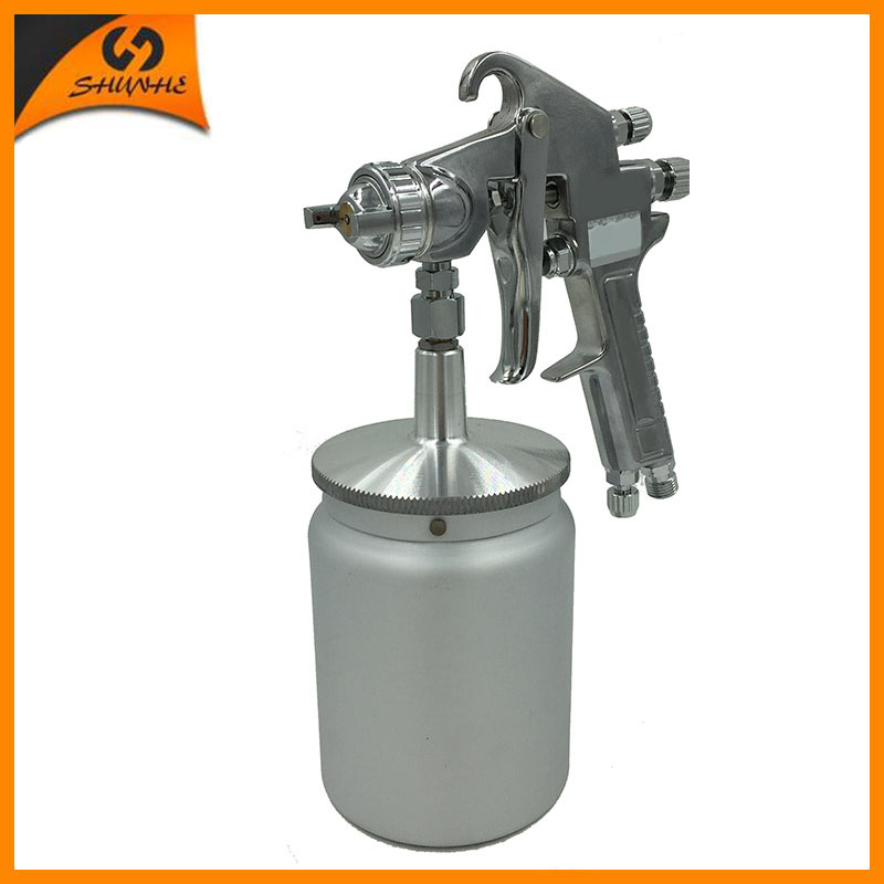 W-71S gun sprayer paint air spray gun paint removable car spray paint airbrush sprayer automatic paint spray gun spray painter sat1468 st 6l automatic spray gun high quality automatic spray for food medicine texitile industry