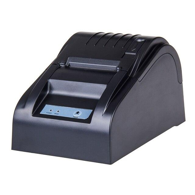 58 мм usb термопринтер термопринтер usb тепловая чековый принтер 58 мм pos принтер НТ-5890T
