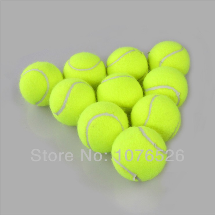 Tennis Ball Single Tennis Ball Elastic Professional Tennis Ball Belt Long Line Tennis Ball