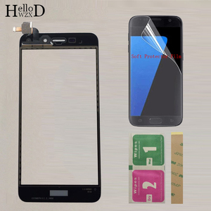 Image 3 - Mobile Touch Screen TouchScreen For HuaWei Honor 6C Pro JMM L22 Front Glass Touch Screen Digitizer Panel Sensor
