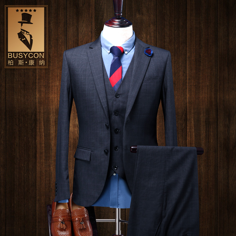 Online Get Cheap 3 Piece Slim Fit Suit -Aliexpress.com | Alibaba Group