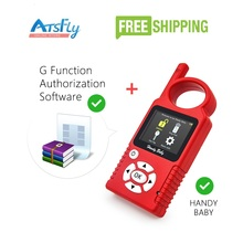 Handy Baby Hand held Car Key Copy Auto Key Programmer for 4D 46 48 Chips Plus