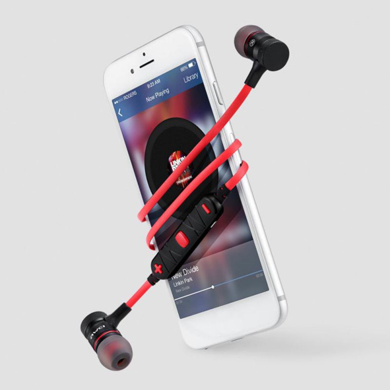Wireless Bluetooth Headphone With Mic Magnetic Earpiece Stereo Sweatproof Headset Sport Bass Earphone for iPhone X Xiaomi 6 plufy bluetooth earphone headphone wireless speaker sport headphone bass stereo headset noise cancelling for iphone xiaomi l29