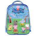 13inch Peppa Pig Cartoon Children School Bags Students Kindergarten Book Bag Kids Girls Daily Mochilas Holiday Gifts