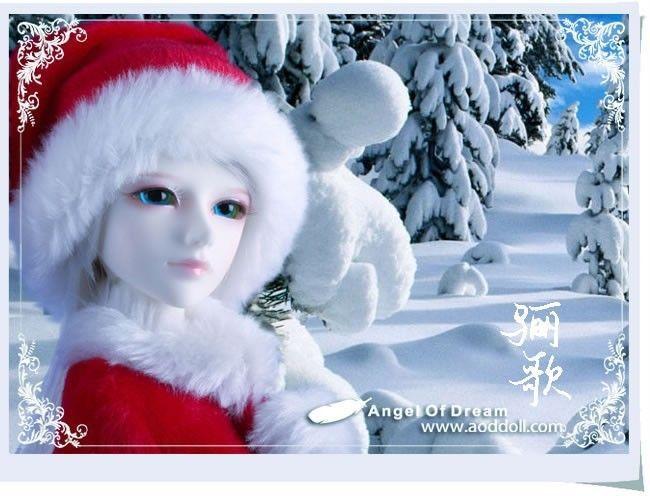 [wamami] AOD Mini 1/4 BJD Dollfie Girl Set* FREE FACE UP/EYES/~Li Ge [wamami] aod 1 3 bjd dollfie girl set free face up eyes hui xiang