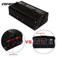 Vehemo Overvoltage Protection Power Inverter Transformer Car Converter Automobile Car Inverter for Gridtie Inverter