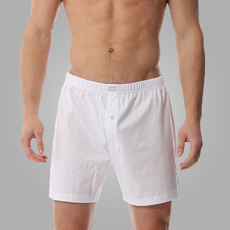 54db1c43e0f1 free shipping 100% cotton mens shorts loose fashion shorts for male sexy  boxers relex pajama pants household home shorts-in Sleep Bottoms from Men's  ...