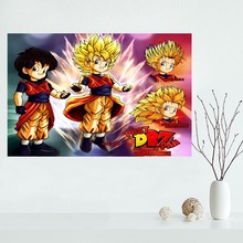 Dragon Ball Z Canvas Painting Poster Wall Art