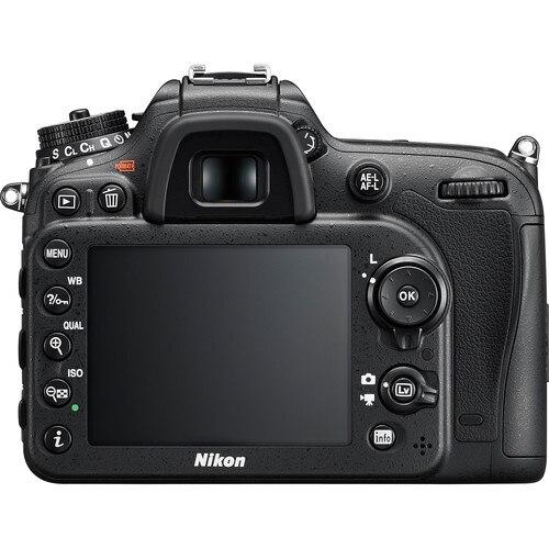 Nikon D7200 DX-format Digital SLR Camera Body, 24.2 Megapixel, DX-format CMOS, Wifi, 51 Point AF, (Brand New)