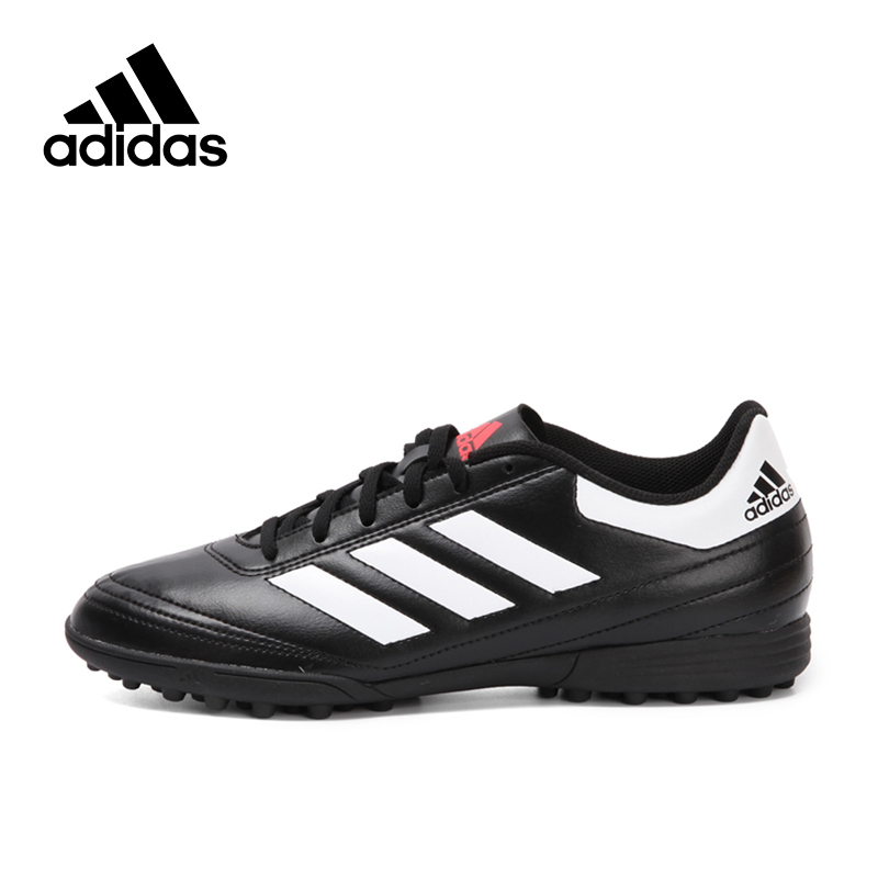Adidas Original New Arrival Authentic Goletto VI TF Waterproof Men's Football/Soccer Shoes Sports Sneakers AQ4299 tiebao soccer sport shoes football training shoes slip resistant broken nail professional sports soccer shoes