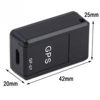Ultra Mini GF-07 GPS Long Standby Magnetic SOS Tracking Device For Vehicle/Car/Person Location Tracker Locator System 5