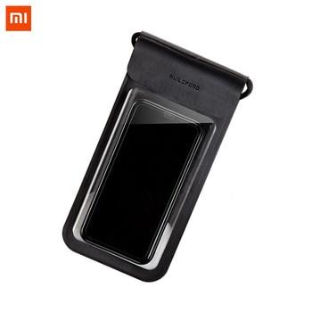 b8f77b1675b Xiaomi Guildford 6 pulgadas impermeable teléfono móvil funda soporte  Smartphone bolsa pantalla táctil para iPhone