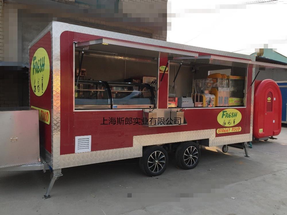 Universal Food Trucks