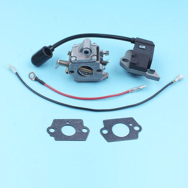 Caburetor Carb Bobina De Ignição Para Stihl MS170 MS180 017 018 MS 170 MS  180 Motosserra deacad8efb