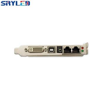 Full Color LED Video Display Controller NovaStar Sending Card MSD300