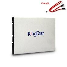Бесплатная доставка KingFast 7 мм супер-тонкий металл 2.5 «твердотельный жесткий диск внутренний 60 ГБ HDD/SSD SATAIII 6 Гбит/с для ноутбуков и настольных