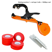 Garden Tool Plant Tying Tapener Tape Machine Hand Tools Potable Tying Vine Branch Machine Tied Twig Strapping Vegetable Stem