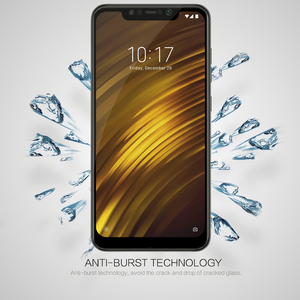 Image 5 - Pocophone F1 Glass Nillkin CP+ 2.5D Full Cover Screen Protector For Xiaomi Pocophone F1 Tempered Glass