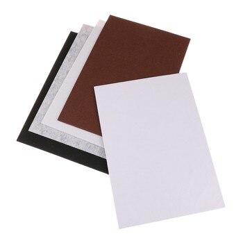 1PCS 30x21cm Self Adhesive Square Felt Pads Furniture Floor Scratch Protector DIY Accessories - discount item  16% OFF Furniture Accessories