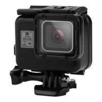 SHOOT 45m Gopro Hero5 Black Waterproof Case Protective Housing Cover Mount For Go Pro 5 Edition