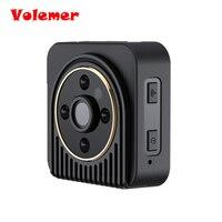 Volemer deporte mini cámara WiFi acrion CAM AP IP Cámara gran angular H.264 ir visión nocturna detección de movimiento de alarma videocámara PK SQ8