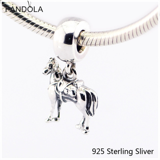 pandora pferd charm