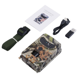 Image 5 - MINI การล่าสัตว์หางกล้อง PR 100 ดิจิตอล IP56 กันน้ำ 26pcs ไฟ LED อินฟราเรด Night Vision กล้องวิดีโอบันทึกวิดีโอ