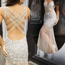 XGGandXRR G615 Prom Dress 2018 Evening Dress Party Dress