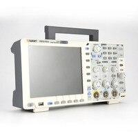 OWON XDS2102A двухканальный Глубокая память ЖК дисплей цифровой осциллограф Scopemeter Scope метр 100 мГц 1GSa/s