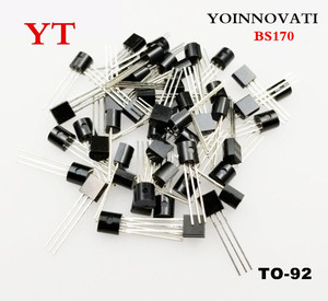 Image 2 - 1000pcs/lot BS170 TO 92 FETs MOSFET N CH 60V 500MA Best quality