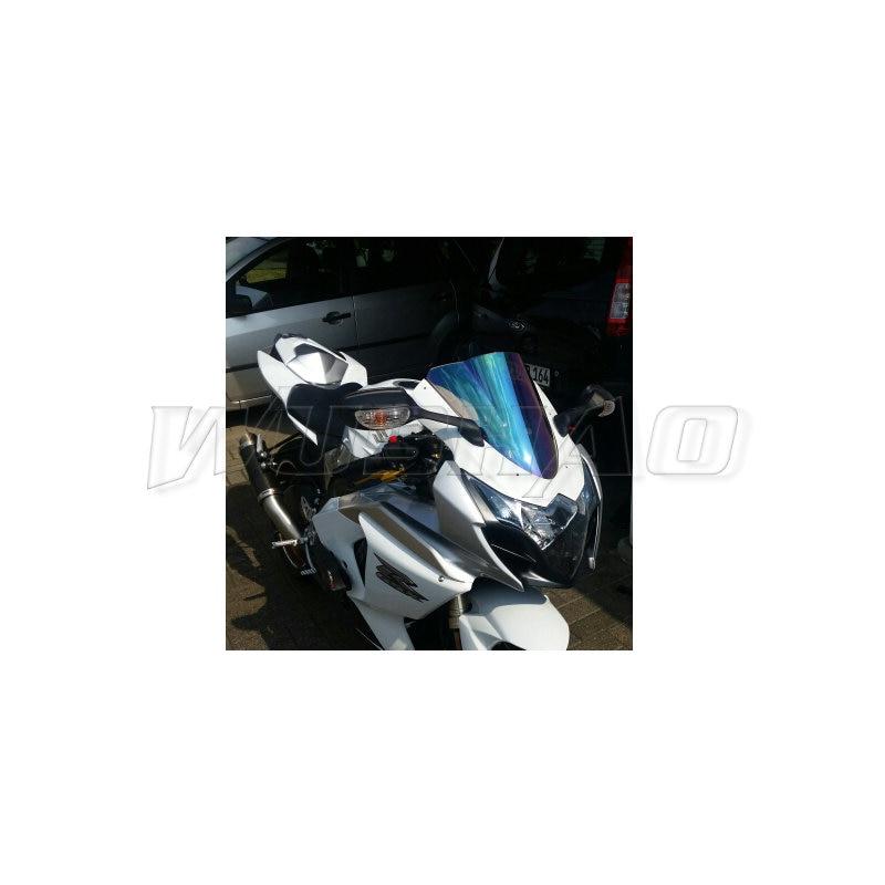 New Iridium Motorcycle Windshield Windscreen For Suzuki GSXR1000 2009-2014 2012