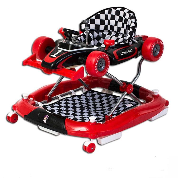 Anti-rollover multi-function walker foldable baby toddler stroller kids racing walkersAnti-rollover multi-function walker foldable baby toddler stroller kids racing walkers