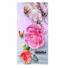 5D beautiful scenic 30*55 cm Diamond embroidery Paintings Rhinestone Pasted diy Diamond painting Cross Stitch 2017 new G10(China)