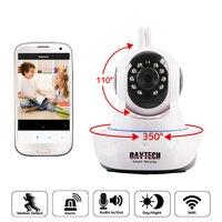 Daytech IP Camera WiFi Home Security Camera Wireless Network Monitor Two Way Intercom Day Night Vision