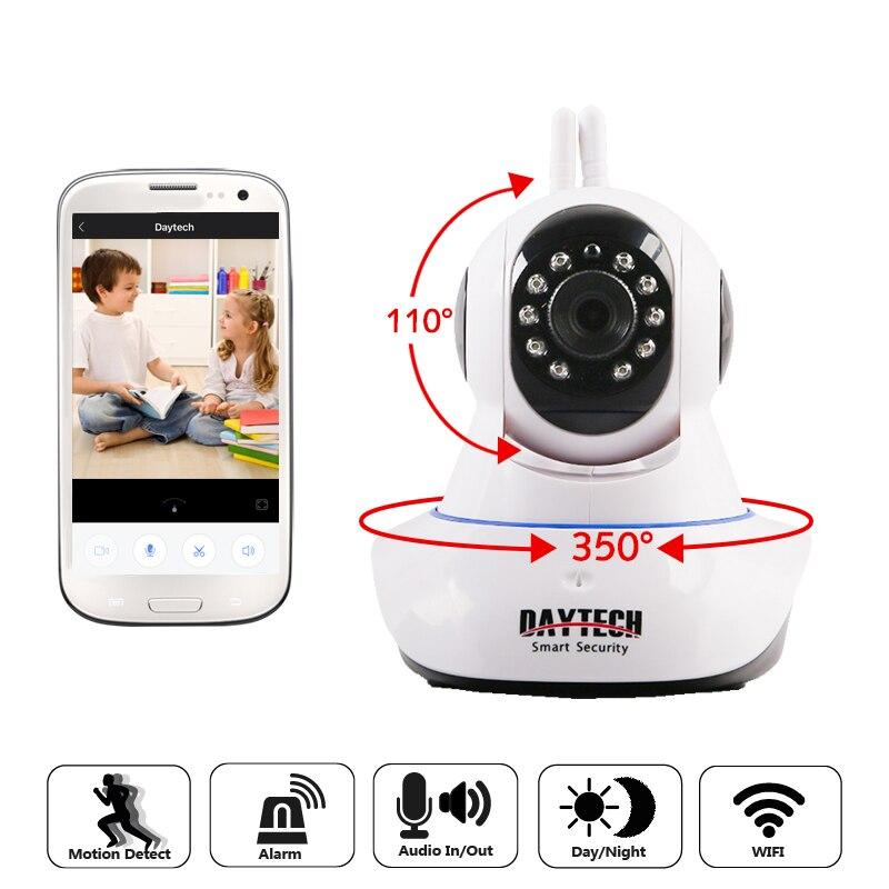 Daytech IP Camera WiFi CCTV 1080P Security Home Surveillance Camera font b Wireless b font Network