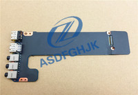 For DELL M11X R1 R2 audio port USB board Y1GDF PHY33 0Y1GDF 0PHY33 LS 5814p