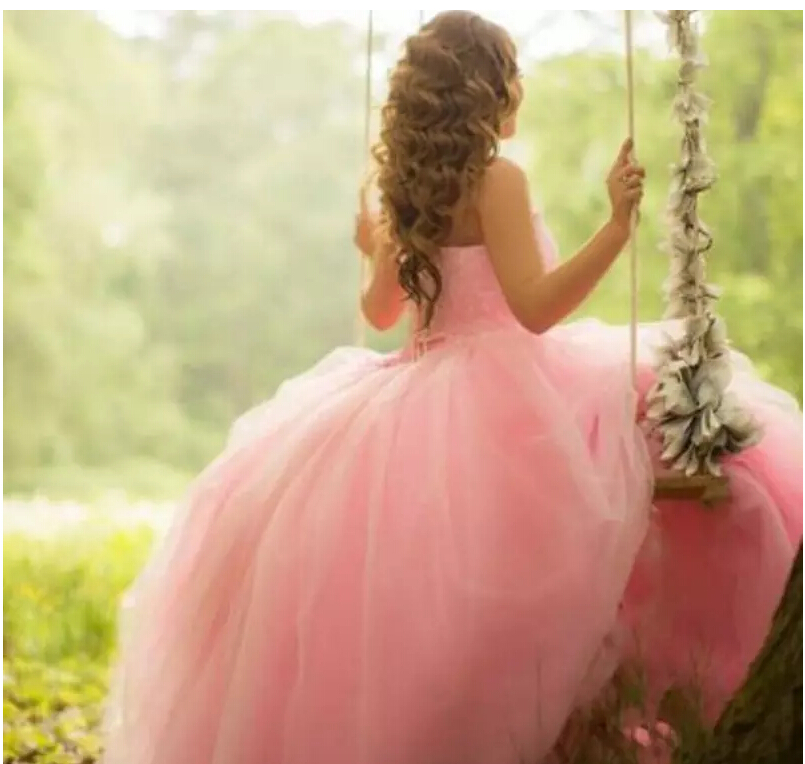 Fantasy Dusty Pink Long Wedding Dresses Princess Middle East Arabic Women  Party Dresses with Bow Sash Summer Garden Bridal Gowns on Aliexpress.com  517668bbd009