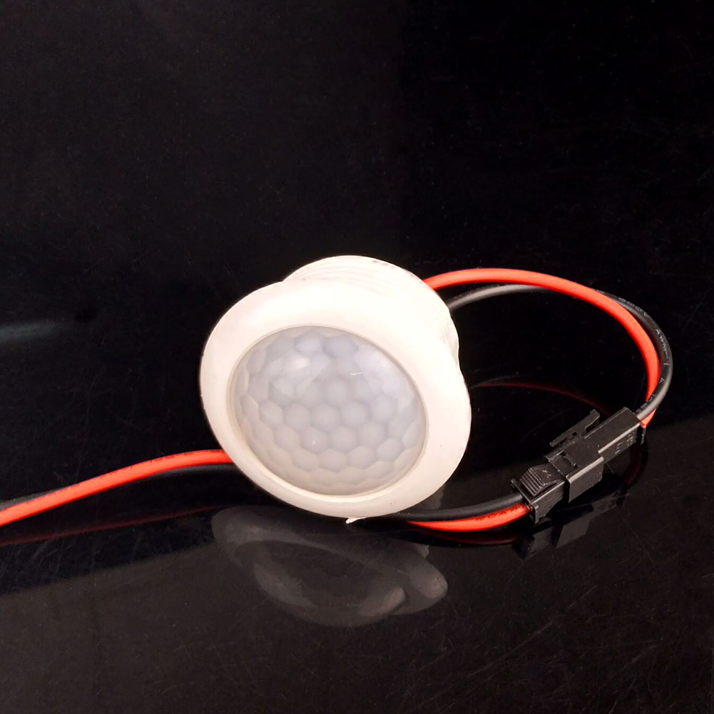 220V 50HZ PIR IR Infrared Human Induction Lamp Switch Control Ceiling Light Motion Sensor On Off Module CLH@8