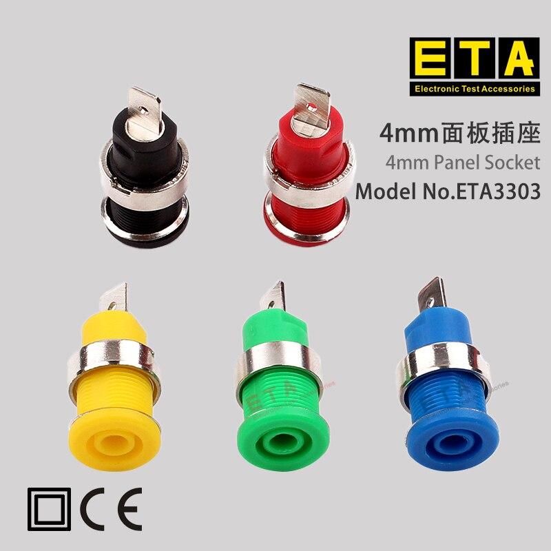 10 Large Binding Post FOR Electricity Power Amplifier Speaker Banana plug socket