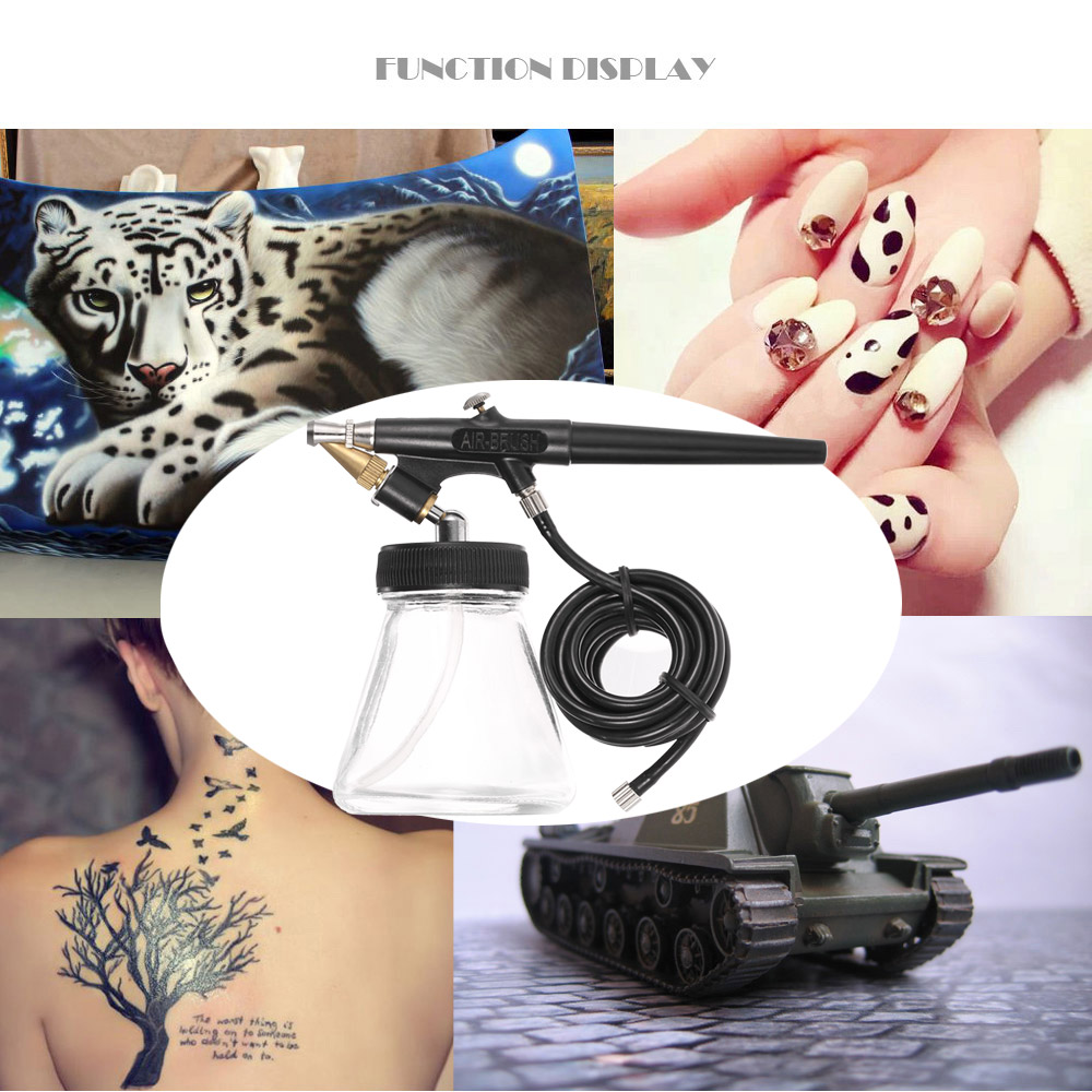 Online buy wholesale painting hose from china painting for Airbrush tattoo paint