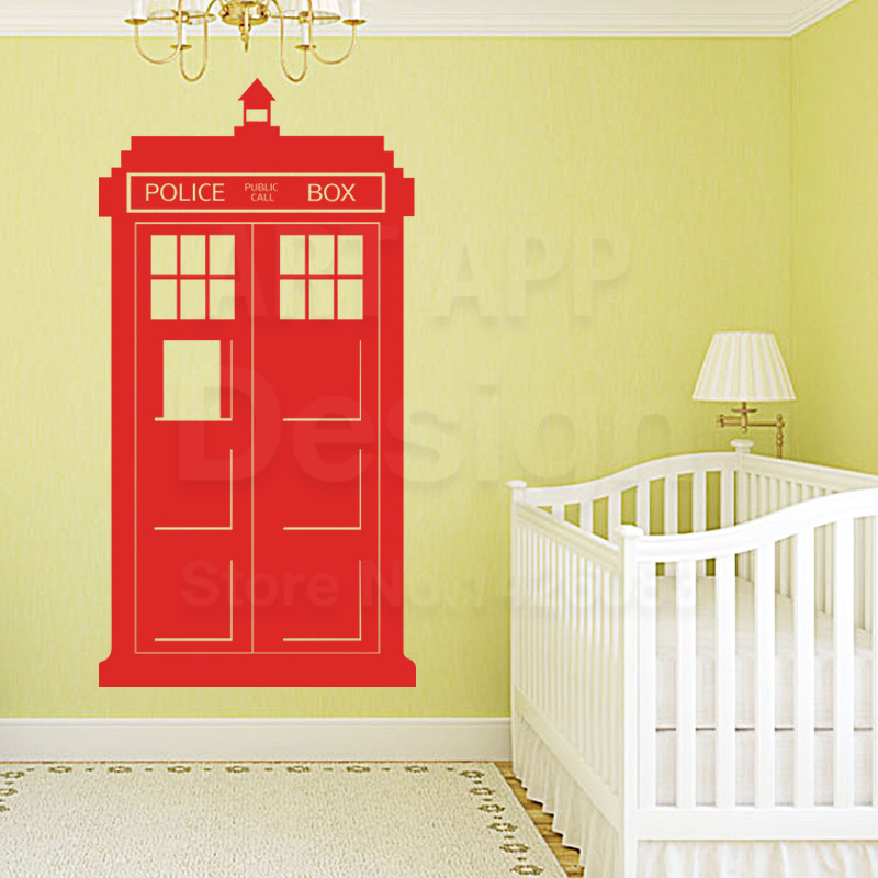 Contemporary Doctor Who Wall Decor Composition - Wall Art ...