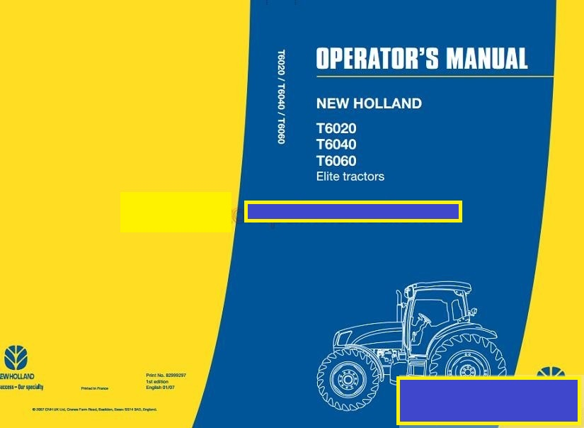 US $146.0 27% OFF|New Holland Full Shop Manual 2017-in from Automobiles on