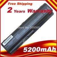5200mAh Laptop Battery Replacement For HP Compaq Dv4 DV5 DV6 Presario CQ40 CQ45 CQ50 CQ60 CQ70