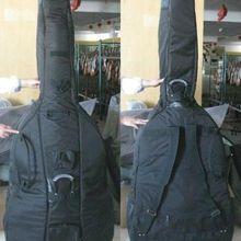 Высокое качество мягкая губка вертикально-басовая сумка 3/4, водонепроницаемая ткань#6095