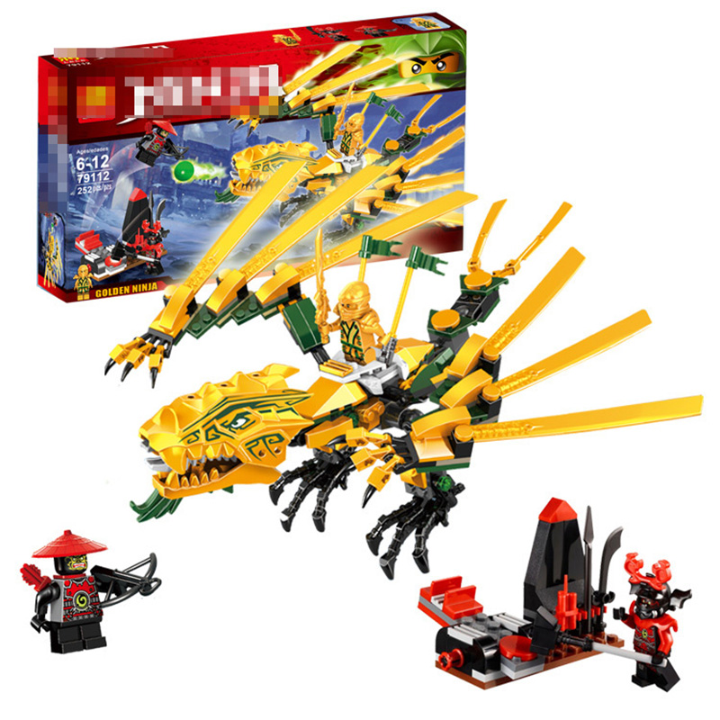 Ninja Golden Dragon Ball Catapult Lloyd Jay Cole Kai Scout Model Building Blocks Boys Toy Bricks Compatible L 2018 Drop Shipping