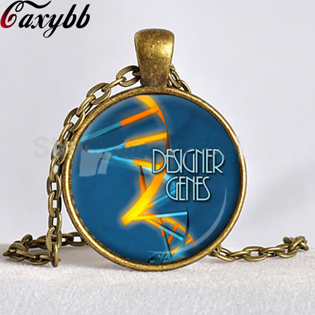 1pc dna blue pendant charms globe round dome yellow orange geek 1pc dna blue pendant charms globe round dome yellow orange geek necklaces vintage bronze pendants science aloadofball Images