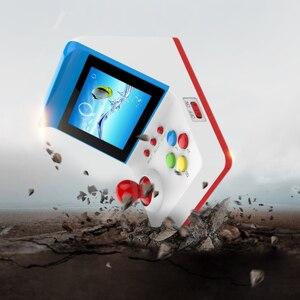 Image 5 - Mini consola de juegos Arcade de 8 bits, dos Gamepads gratuitos, 360 juegos FC