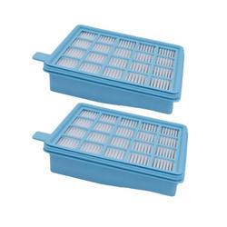 2 шт. для Philips фильтр Fc8470 Fc8471 Fc8472 Fc8473 Fc8474 Fc8476 Fc8477 запчасти пылесоса Hepa фильтры с хлопком Accesso